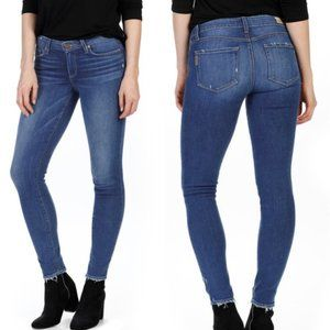 NWT PAIGE Hoxton Ultra Skinny Jeans in Bali Wash